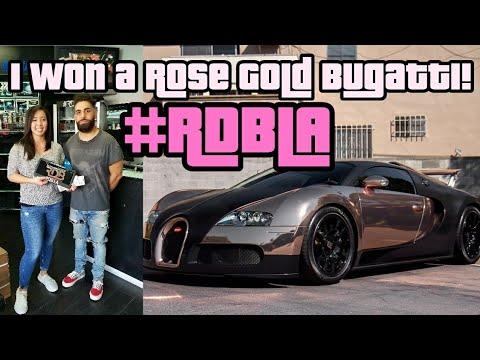 I'm a BUGATTI WINNER?! RDBLA VIK & MANO 70K