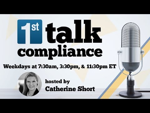 1st Talk Compliance: Compliance Degrees with Eileen Grena and Pamela Beech