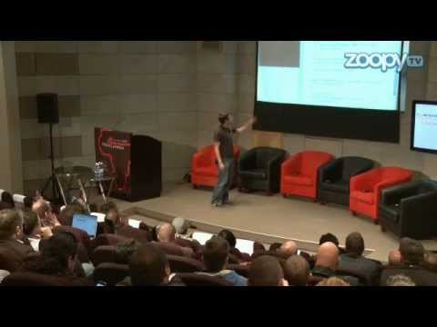 John Resig talk at Tech4Africa 2010
