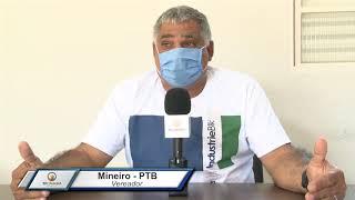 15ª Sessão Ordinária - Mineiro