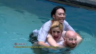 ANDAI - Waduh Barbie Kumalasari Menang Banyak Ya Deketin Mike Tyson (2/11/19) Part3