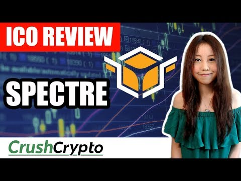 ICO Review: SPECTRE (SPEC-D/SPEC-U) - Speculative Tokenized Trading Exchange