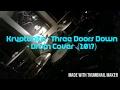 Kryptonite - Three Doors Down - Drum Cover (2017)