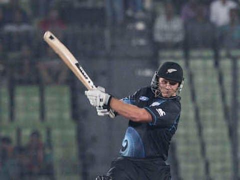Corey Anderson Worlds Fastest Century In ODI cricket Full Batting Highlights