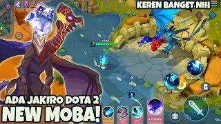 MOBA BARU KEREN BANGET!! VAGARY Gameplay Maximum Setting