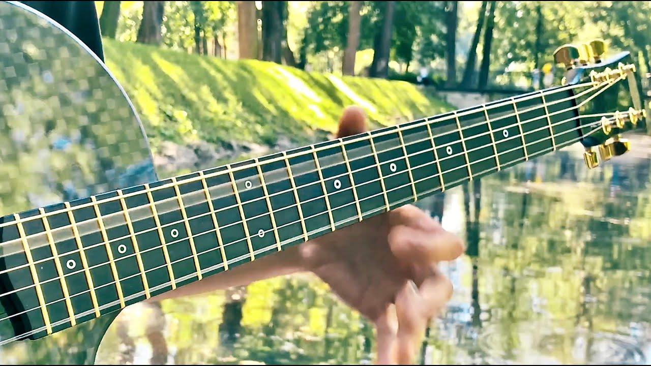 August 9 (Funky guitar sketch)