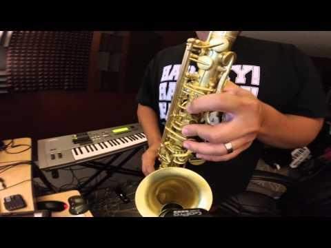 GoPro Hero3+ black edition test Cannonball saxophone Gabriel Bello