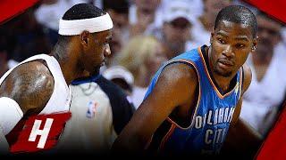 2012 NBA Finals - Game 5 - Oklahoma City Thunder vs Miami Heat - Full Game Highlights