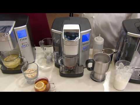Cuisinart SS-10 Premium Single-Serve Coffeemaker Silver Single ...