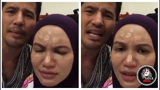 Lawak bila Dato Aliff Syukri merajuk bila Datin Shahida tak bagi makeupkan muka