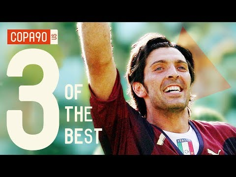 Gianluigi Buffon Is The Greatest Goalkeeper Of All Time | 3 Of The Best Ep 12