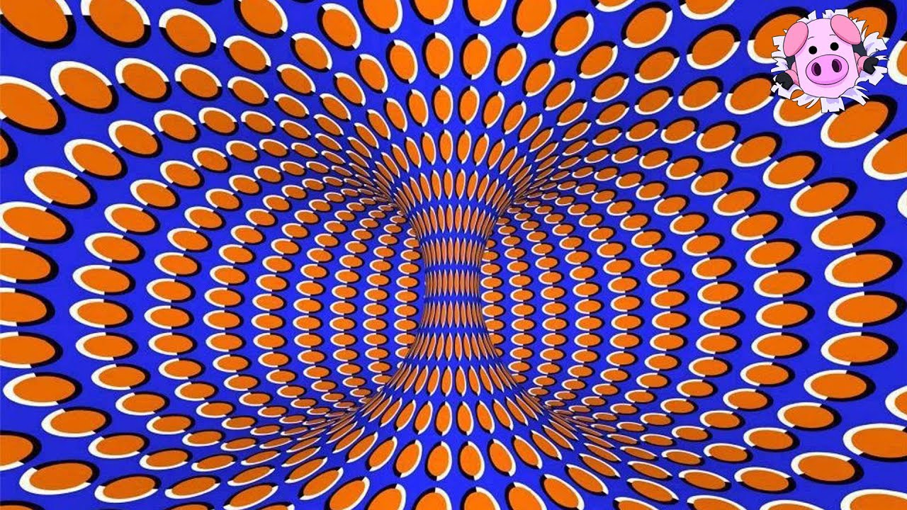 10 BEST Optical Illusions That Will Bend Your Brain