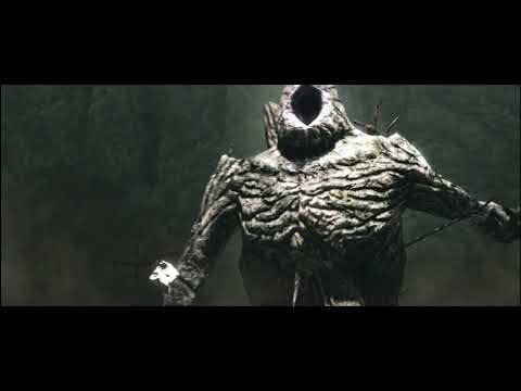 Dark Souls II Scholar of the First Sin Part 8 the boss 1 The Last Giant |