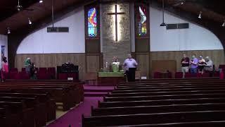 August 30 - 10:45 Limona Village Chapel UMC