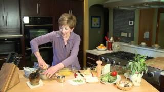 Wild Rice Crust - Lakeland Cooks!