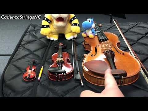 Let Me Play You a Sad Song | Miniature Violin