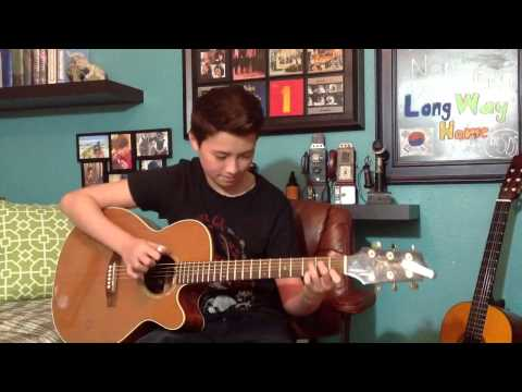 Long Way Home - 5 Seconds of Summer (5SOS) - Fingerstyle Acoustic Guitar Cover