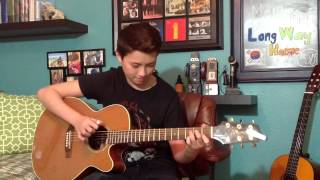 Long Way Home 5 Seconds Of Summer 5sos Fingerstyle Acoustic Guitar Cover
