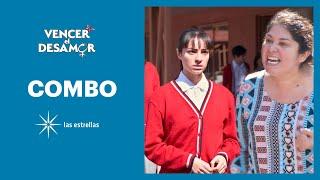 Vencer el desamor: ¡Hilda ataca a Gemma en la escuela! | C-80 | Las Estrellas