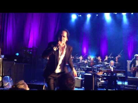 Jubilee Street - Nick Cave and The Bad Seeds - Brisbane Riverstage - March 8, 2013