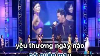 Nửa Vầng Trăng Remix - Đàm Vĩnh Hưng (Karaoke)