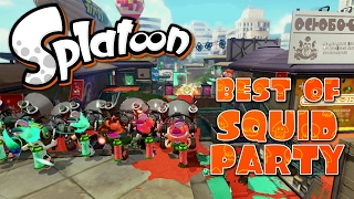 SPLATOON - THE ULTIMATE SQUID PARTY