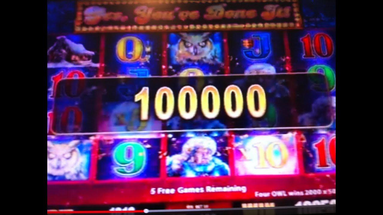 timberwolf mega win slots