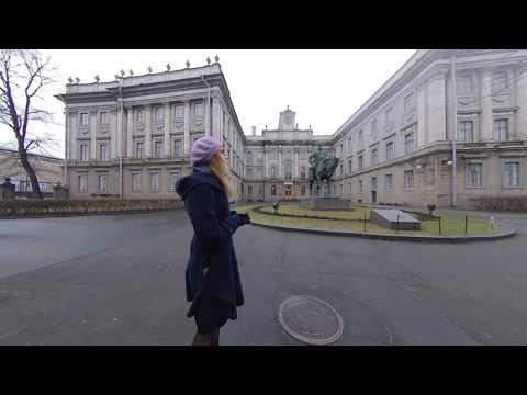 Мраморный дворец. Онлайн-экскурсия