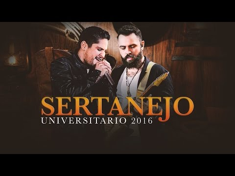 SET SERTANEJO UNIVERSITARIO 2016 ( DJ RIQUESALES )