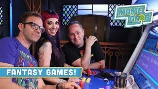 MAME Drop: Fantasy Games