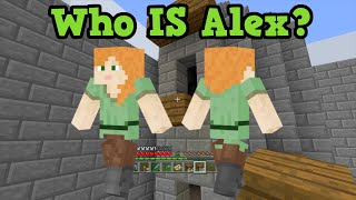 Minecraft - Who Is Alex? History Of Alex