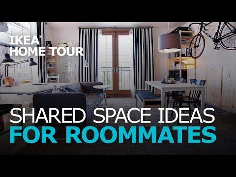 Artistic Living Room Ideas - IKEA Home Tour (Episode 310)