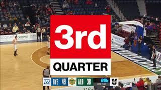 2018 U SPORTS Men's Basketball Final 8 - QF#3 Alberta vs. Ryerson