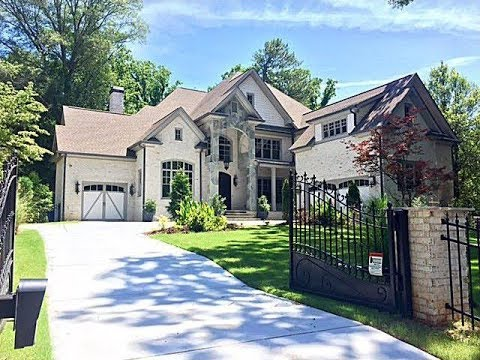 6 Bedroom House For Sale - Atlanta, GA - Call 770-265-7788 - YouTube