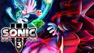 Sonic Adventure 3 Ideas + Sonic Movie Impressions (Feat. TheBlueEyedFox)