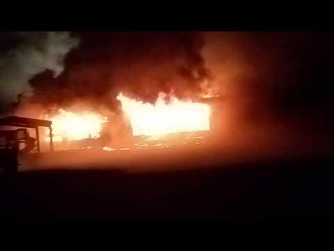 Batesville Elementary school fire