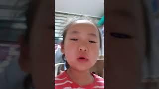 또도자매 김도영 인사말