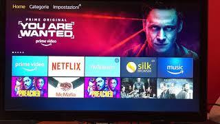 Come vedere DAZN utilizzando Amazon Fire TV Stick su qualsiasi TV