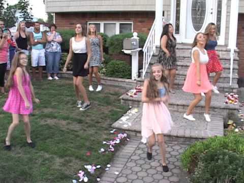 jaydee courtney flashmob proposal