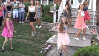 Video jaydee courtney flashmob proposal download MP3, 3GP, MP4, WEBM, AVI, FLV Juli 2018