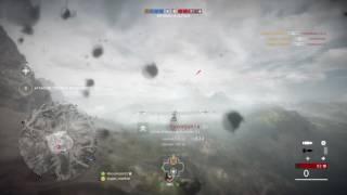 BF1) 9 kills feed attack plane