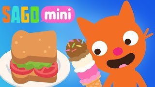 Kids Learn Puzzles, Numbers With Sago Mini Apartment -Educational Apps For Children