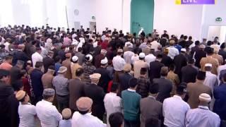 Eid-ul-Fitr Gebet 2013 geleitet von Hazrat Mirza Masroor Ahmad