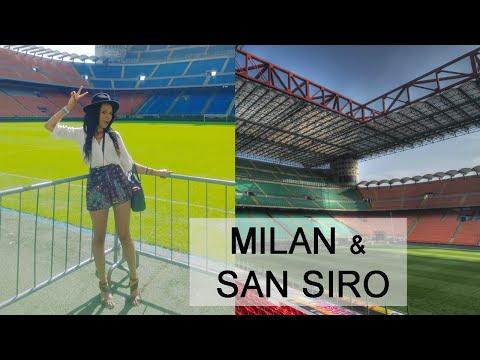 Missed my flight = 24 hours in Milan & San Siro !