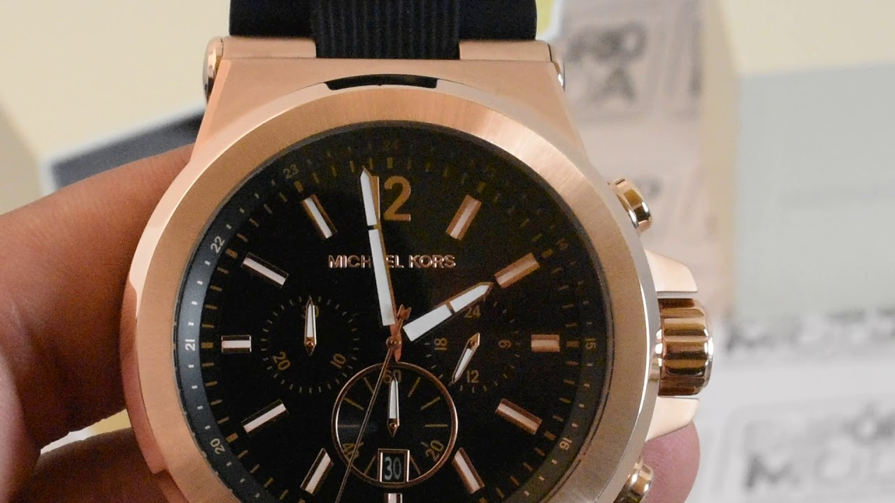 6785b5e86 Michael Kors MK8184 Original - YouTube