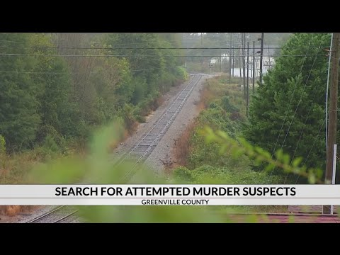 Greenville County Sheriff's Office searching for suspects in attempted murder