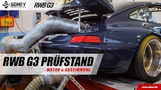 RWB G3 * Part 4 | Motor & Prüfstand | Sidney Industries