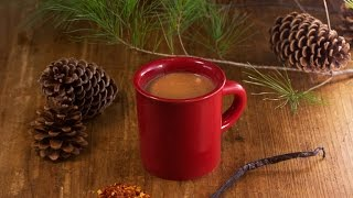 Debi Mazar and her husband, Gabriele Corcos, make a chocolaty Italian drink that's perfect for the holiday season. For more follow the hashtag ...