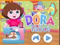 Dora Dress Up Games - Dora Dress Tailor Games