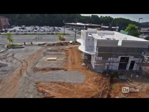 The Making of A Krispy Kreme Shop- Doraville, GA